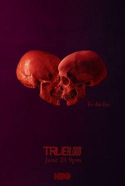 Key Art by Jason Burnam – True Blood – To Die For – Skulls