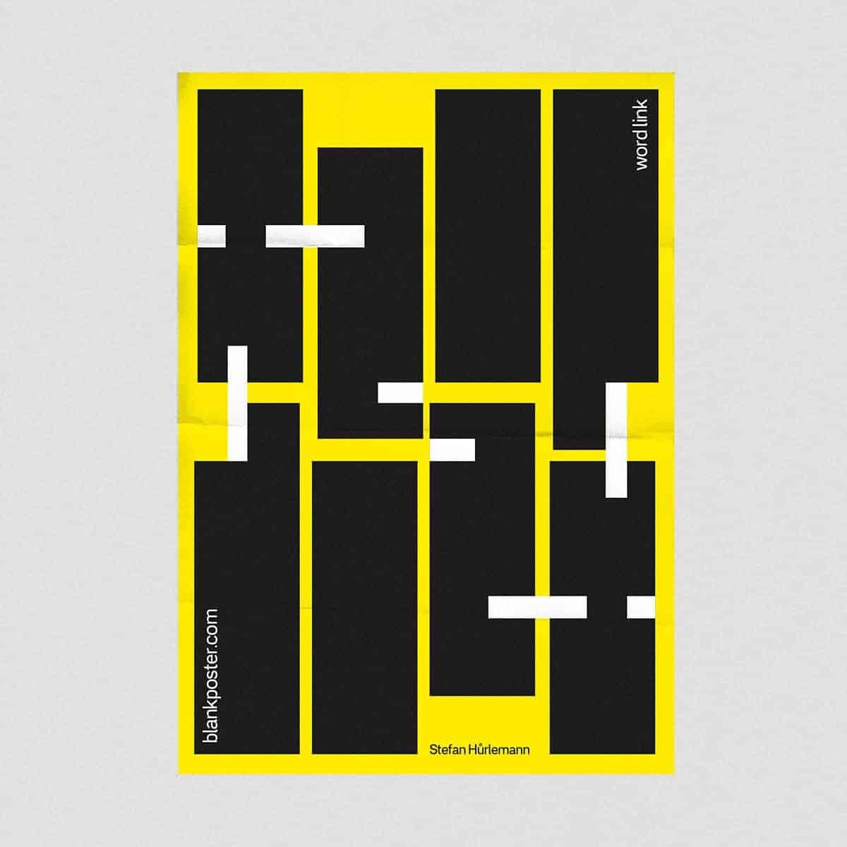 Stefan Hurkemann – Swiss Poster Bauhaus Design