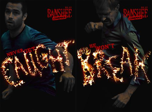 Key Art by Jason Burnam – Banshee