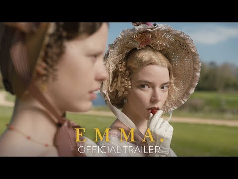 EMMA. – Official Teaser Trailer