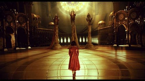 Pans Labyrinth – Cinematography