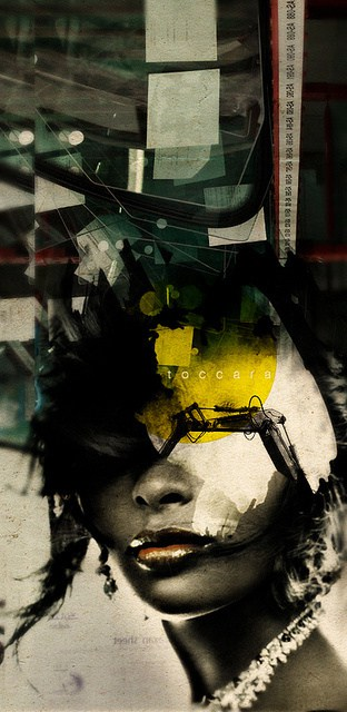 Grunge Abstract Poster Design