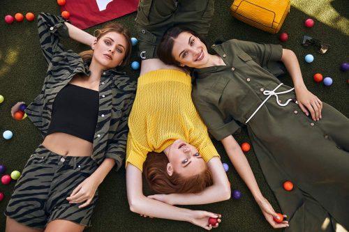 Female Fashion Photography – Desiderata Spring / Summer 2020 – PH Pablo Franco