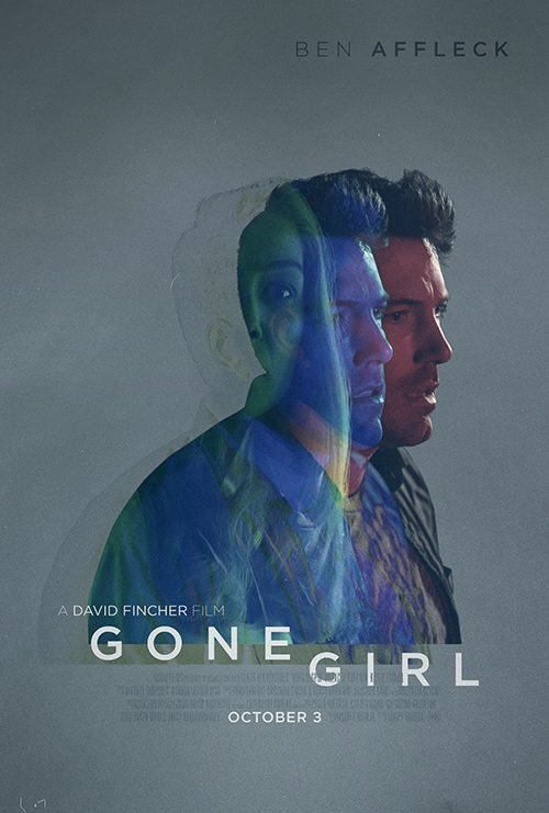 Key Art by Jason Burnam – Gone Girl