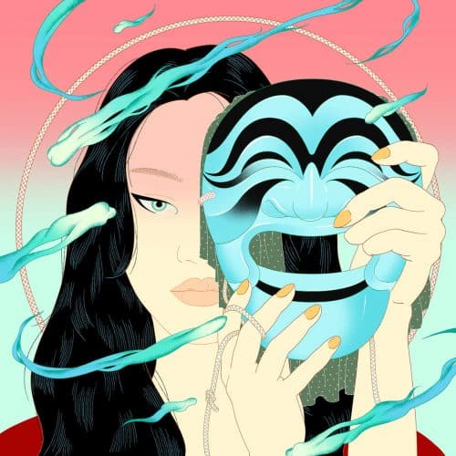 Beautiful Illustrations by South Korean illustrator Jee-ook Choi – Mask Off – Peggy Gou