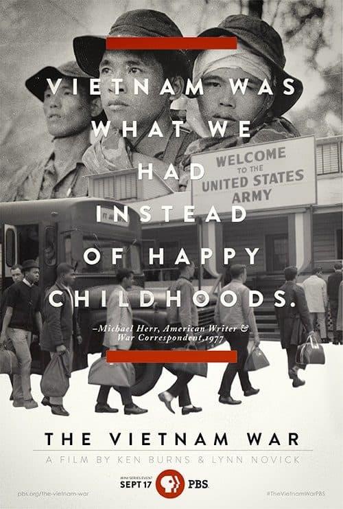 Key Art by Jason Burnam – The Vietnam War – Vietnam Was What We Had Instead of Happy ...