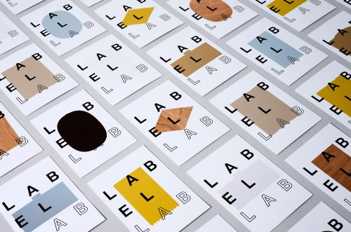 Typography | LAB – Wide Kerning
