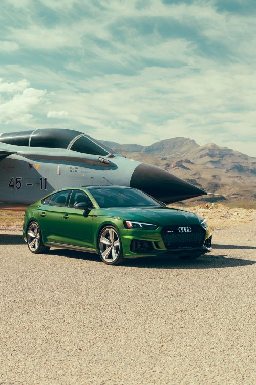 Automobile Car Photography | 2020 Audi RS5 Sportback – Ready for Takeoff