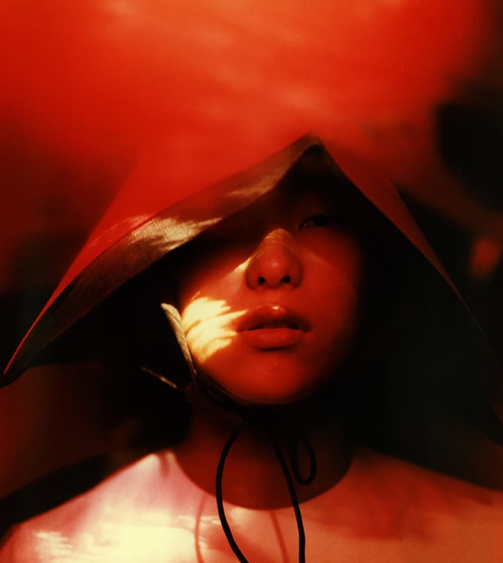 Giseok Cho – Surreal Flower Portrait Photography