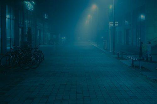 Digital Night Photography by Calvin Freeman – Quiet City Lights