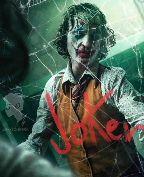 Joaquin Phoenix as Joker (2019)