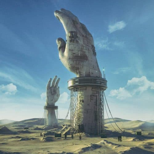 3D C4D | The Imaginative Futuristic and Surreal Worlds of Mike Winkelmann (Beeple) – Reach ...