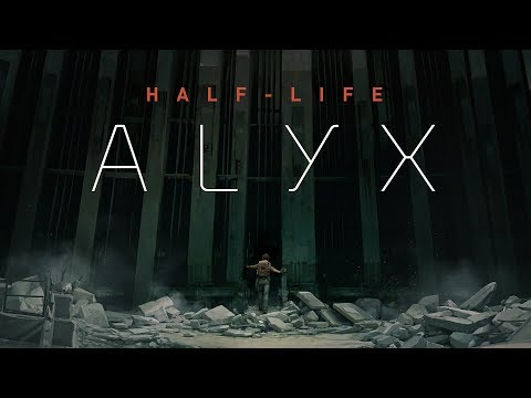 Video Game Trailer – Valve Half-Life: Alyx Announcement – First Person VR Video Game