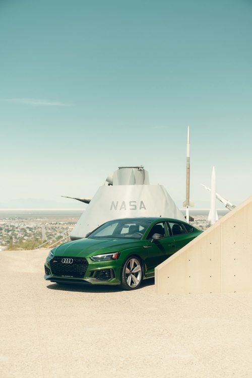 Automobile Car Photography   2020 Audi RS5 Sportback – Ready for Takeoff