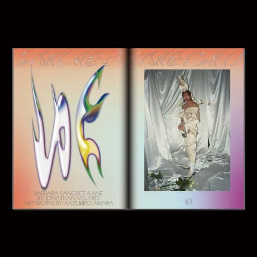 Kazuhiro Aihara – Graphic Design – Barbara Sanchez-Kane