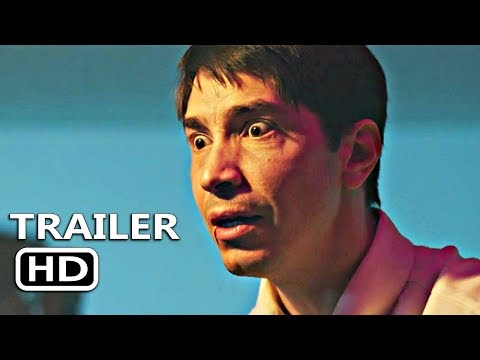 Psychadelic Horror Movie – THE WAVE – Official Trailer (2019) Justin Long, Donald Fa ...