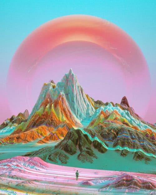 3D C4D | The Imaginative Futuristic and Surreal Worlds of Mike Winkelmann (Beeple) – Vibra ...