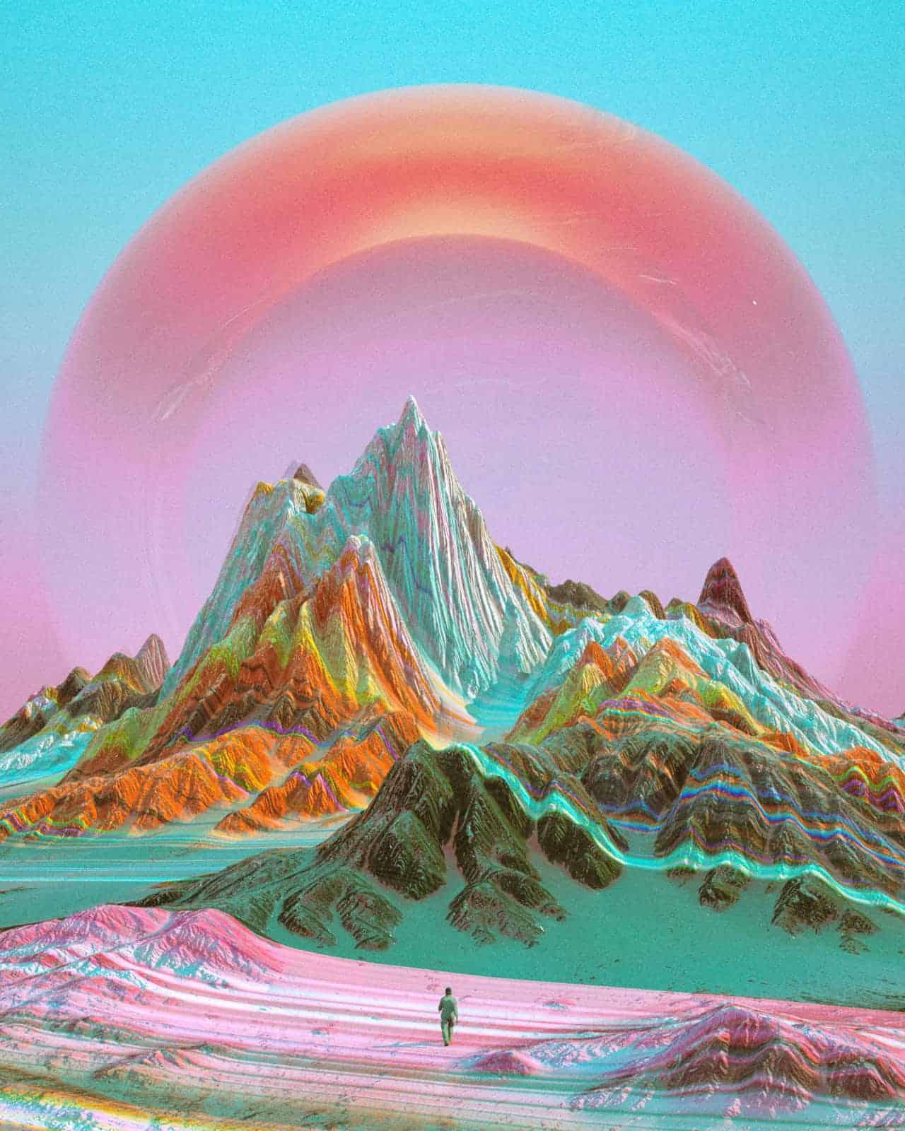 3D C4D   The Imaginative Futuristic and Surreal Worlds of Mike Winkelmann (Beeple) – Vibra ...