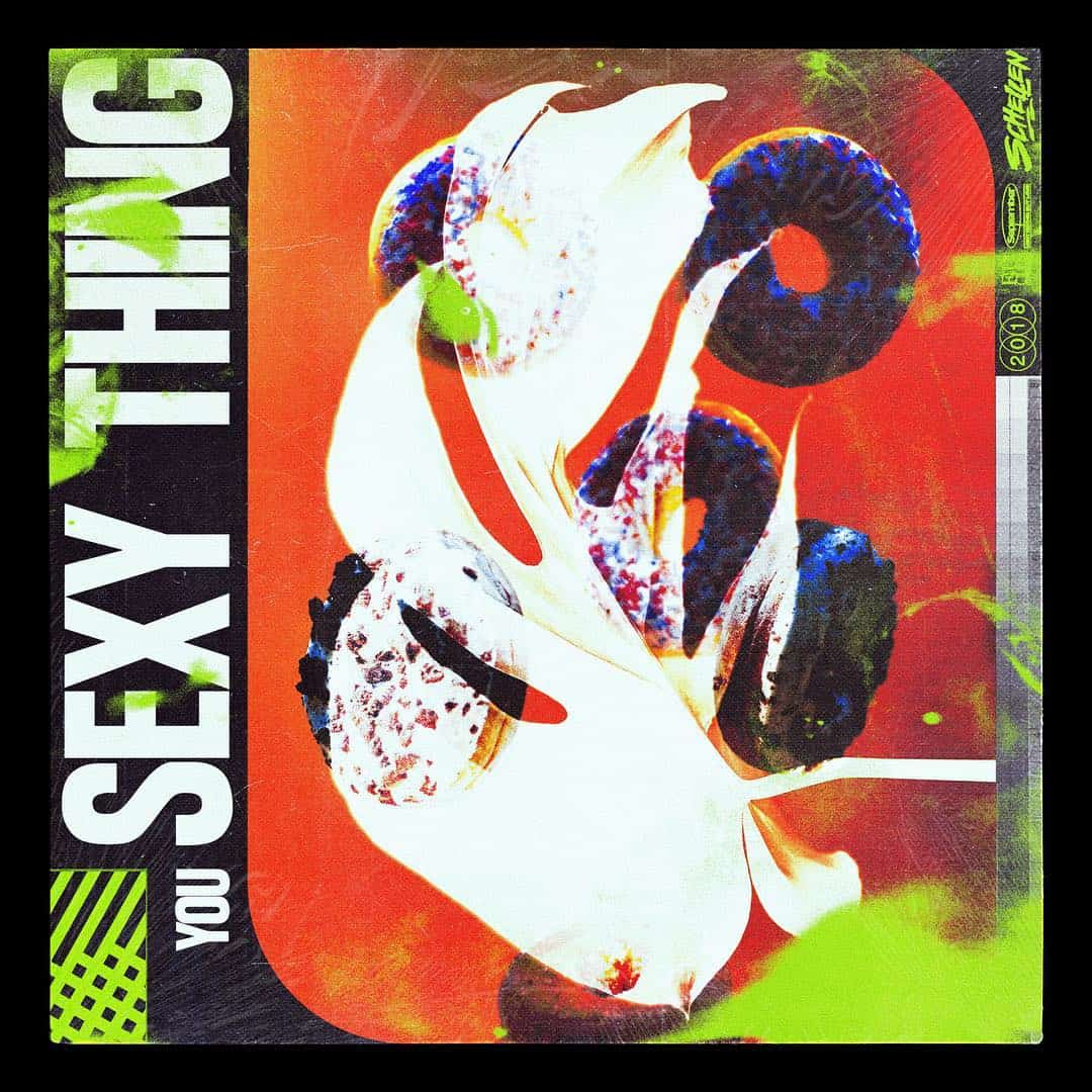 Graphic Design – Max Salzborn – Album Covers – You Sexy Thing