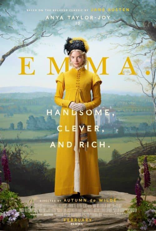First Poster for Autumn de Wilde's 'EMMA' Starring Anya Taylor-Joy
