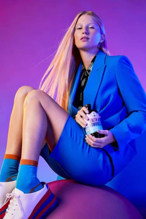 Photography – Health Ade Kombucha Summer 2019 Vibrant and Colorful Campaign