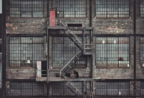 Stunning Surreal Photography Manipulation – Pulkit Kamal – Stairwell