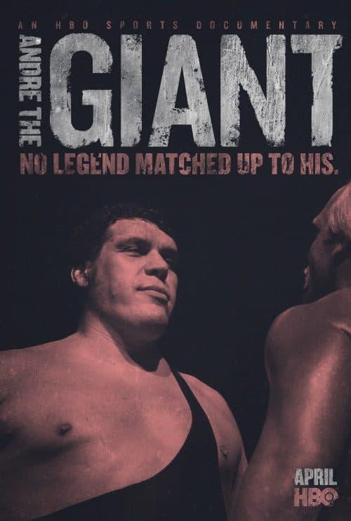 Key Art by Jason Burnam – Andre The Giant