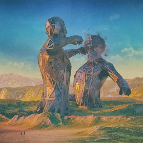 3D C4D | The Imaginative Futuristic and Surreal Worlds of Mike Winkelmann (Beeple) – The Fight