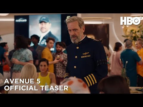 HBO Avenue 5 Official Series Teaser