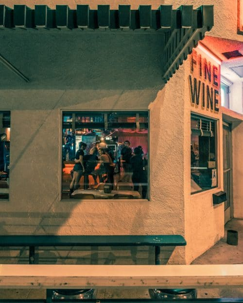Photography by Franck Bohbot – L.A. Confidential – Connors Plumbing Pinball