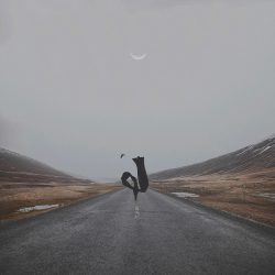 Stunning Surreal Photography Manipulation – Pulkit Kamal – The Road to Nowhere