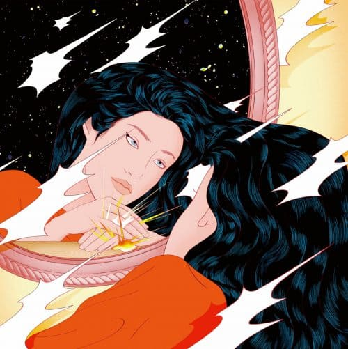 Beautiful Illustrations by South Korean illustrator Jee-ook Choi – Reflection in the Mirro ...