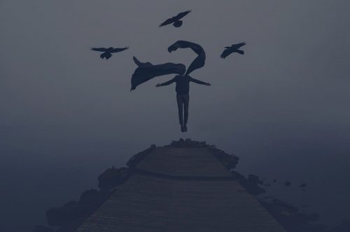 Stunning Surreal Photography Manipulation – Pulkit Kamal – Levitate