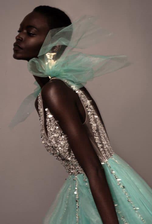 Portrait Fashion Photography by Elena Iv-Skaya – Oulimata Gallet