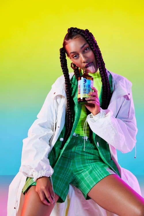 Photography – Health Ade Kombucha Summer 2019 Vibrant and Colorful Campaign