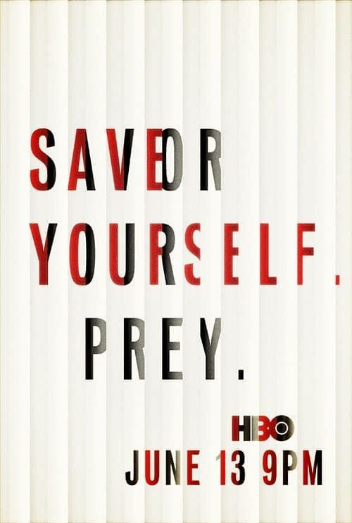 Key Art by Jason Burnam – True Blood – Save Yourself or You're Prey