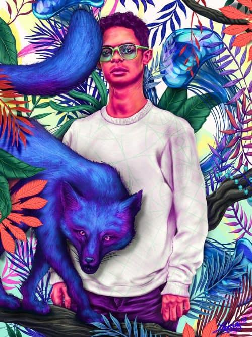 Ladislas Chachignot – Citizens of the Jungle Illustration Series