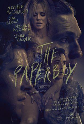 Key Art by Jason Burnam – The Paperboy