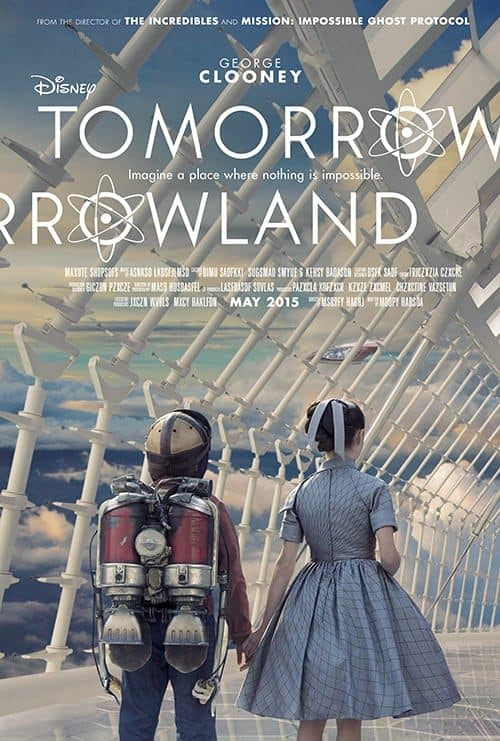 Key Art by Jason Burnam – Tomorrowland