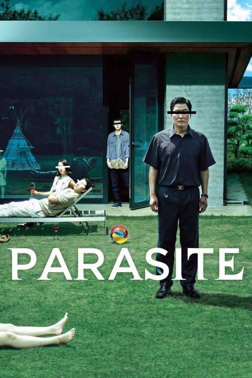 Parasite – Korean Thriller – Movie Poster Key Art