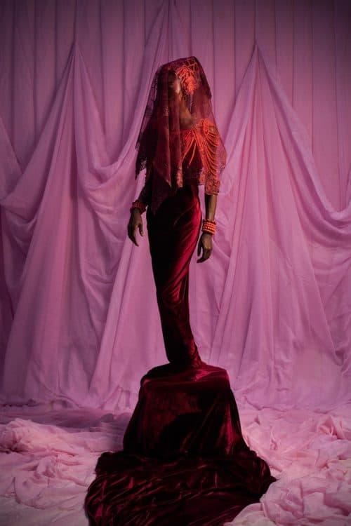Lakin Ogunbanwo – Nigerian bridal portrait photography