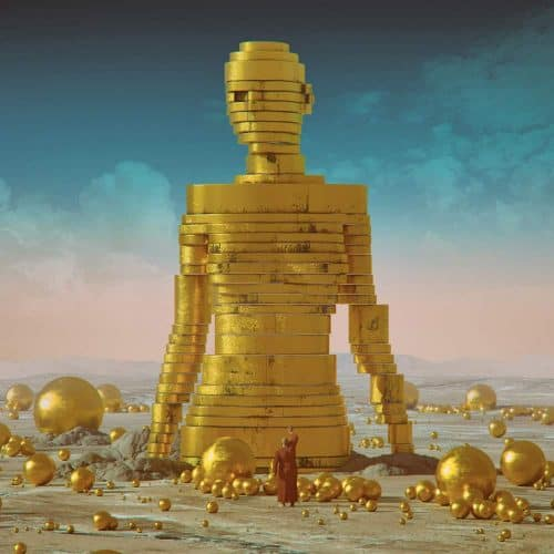 3D C4D | The Imaginative Futuristic and Surreal Worlds of Mike Winkelmann (Beeple) – Idols