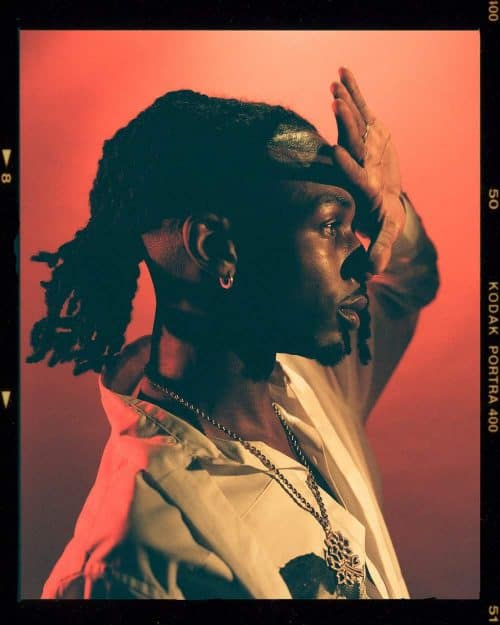 Photography | Kodak Portrait Side Profile