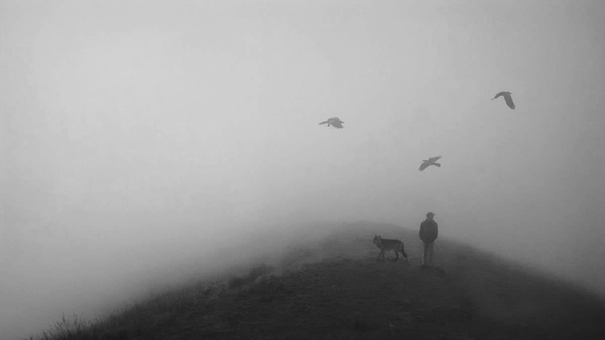 Stunning Surreal Photography Manipulation – Pulkit Kamal – in the fog