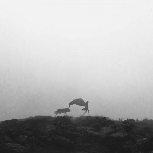 Stunning Surreal Photography Manipulation – Pulkit Kamal – Walks with Wolf