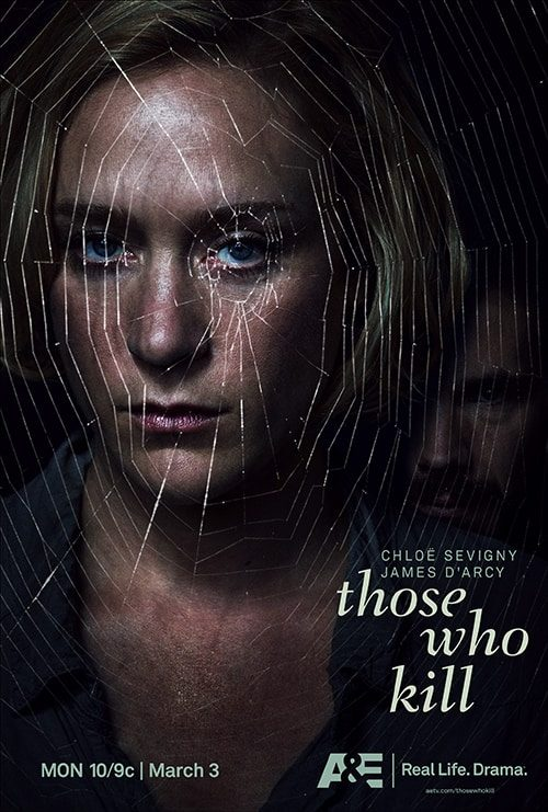 Key Art by Jason Burnam – Those Who Kill – Spider Web