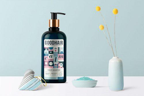 Packaging Design – Goodhair by Meroo Seth