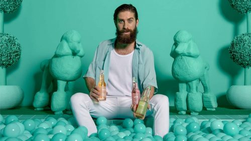 Hatsu Food – Beyond Color Campaign – Photography