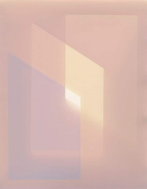 Graphic Design – Rachelle Bussieres – light and soft pastel structures