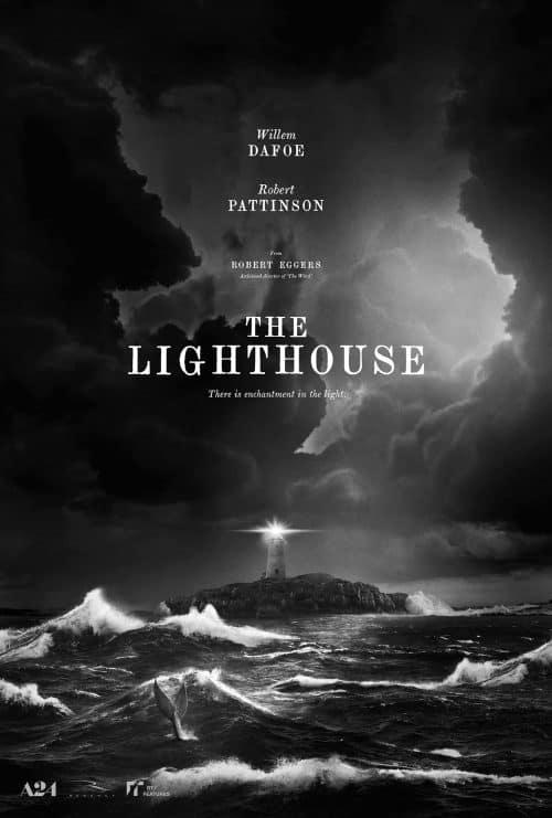 The Lighthouse – A24 – Key Art